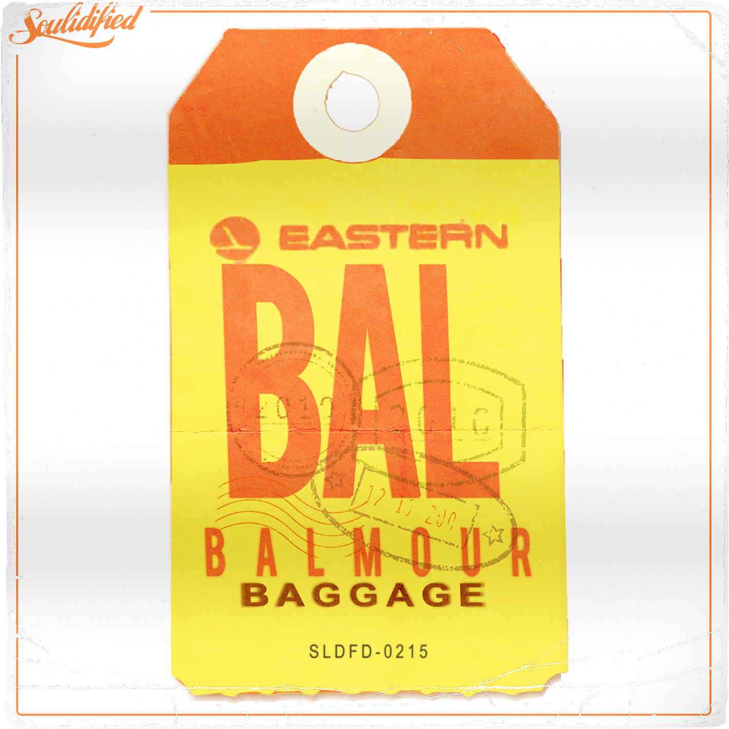 Cover Art : Balmour - Baggage