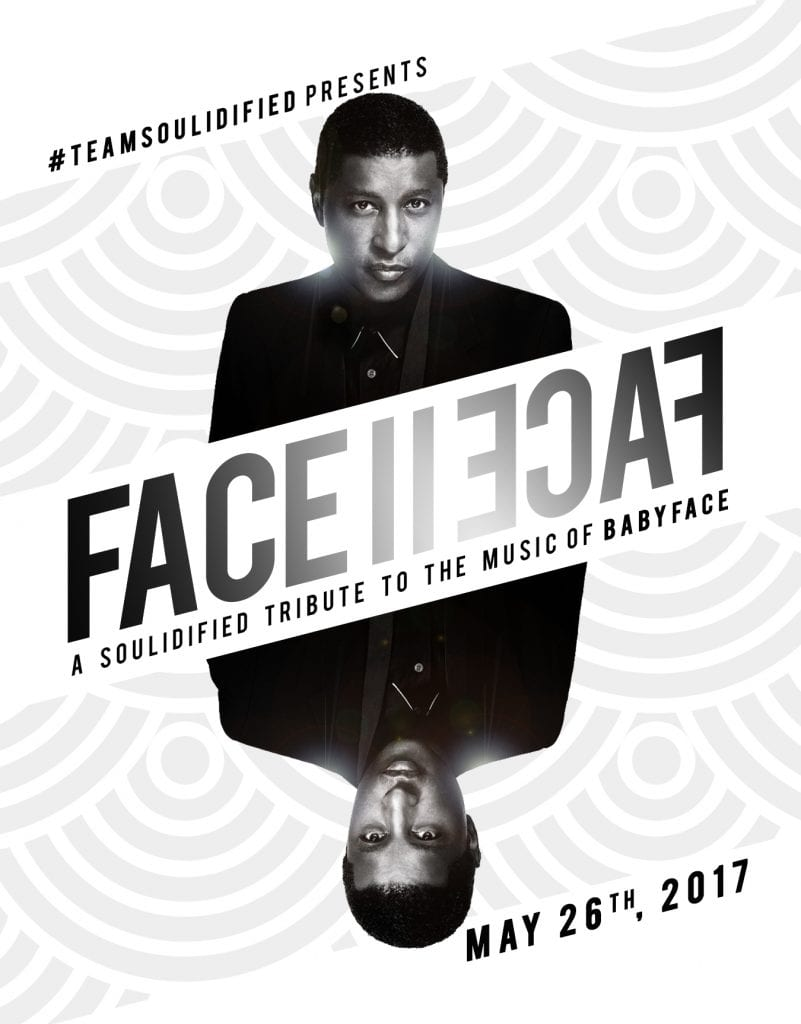 Soulidified Babyface event